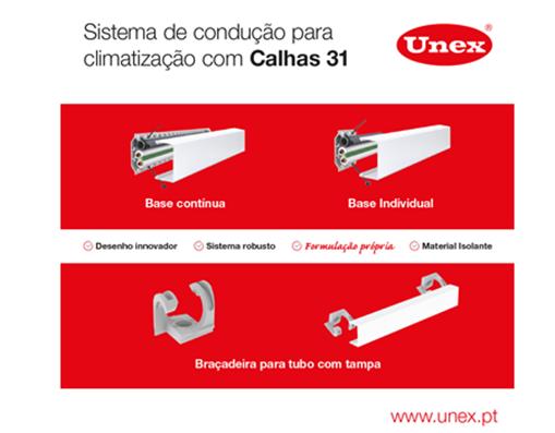 Calhas 31 – Unex